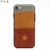 New arrival leather mobile cell phone cover card sleeve pu leather phone case for iPhone 7