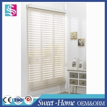 2016 best selling exterior aluminum venetian blind, shangri-la blinds in newest design for window decoration