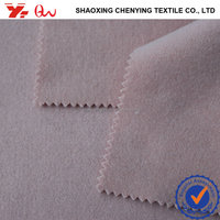 Shaoxing T/R brushed fabric for winter clothes