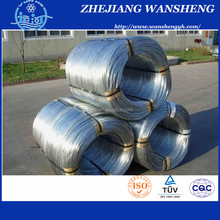 3.4 low carbon zinc coated gavanized steel wire