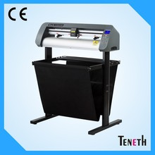High quality vinyl cutter plotter / 74cm 130cm cutting plotter with optical sensor