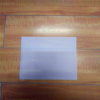 China hard plastic transparent sheet with OEM Service