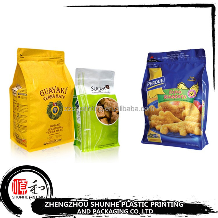 China manufacturer OEM with great price food grade veterinary drug plastic packaging bag