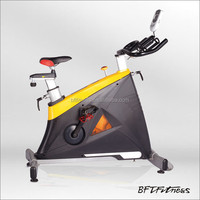 gym spinning bike, magnetic exercise bike,commercial spin bike
