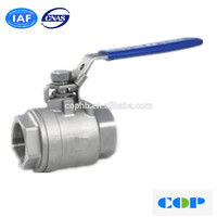 1 inch double block motorized ball valve electric water control solenoid valve for drinking water with Drain