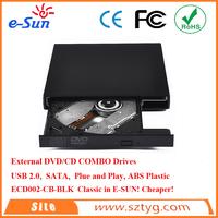 USB2.0 External DVD ROMCD RWDVD COMBO drive