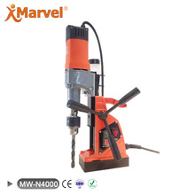 Strong power lowest height hilti magnetic drill china press machine/magnetic drill