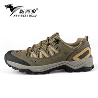 Hiking Shoes Men Mountaineering Lover' Trekking Zapatos Outdoor Sneakers Running Hunting Sweat-absorbant Non-slip Climbing Boots