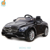 WDHL169 Real Licensed Mercedes Benz Electric Kids Ride On Car For Game