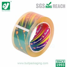 Wholesale Transparent Adhesive Bopp Tape Opp Packing Tape Factory price