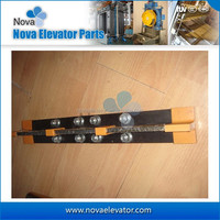 Lift Shaft Components, T90/B Elevator Machined Guide Rail for Small Home Elevators