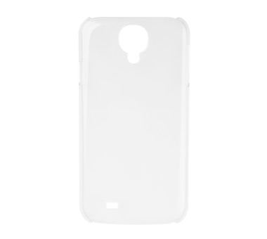 3D Sublimation transparent phone case for Samsung S4
