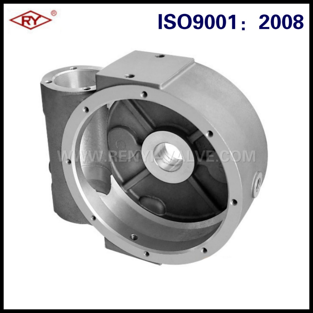 High Performance cast steel compressor gear boxes for turbo compressor housing for turbocharger