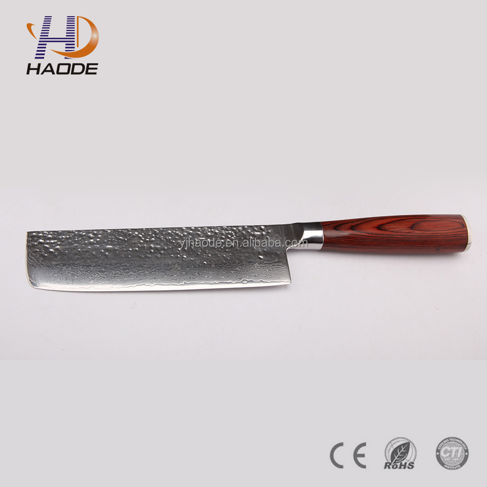 Best selling kitchen boning knife with certificate