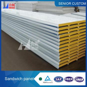 polyur thane acier sandwich panneau isolation panneaux muraux pvc panneau sandwich buy product. Black Bedroom Furniture Sets. Home Design Ideas