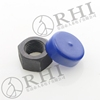 PVC screw cap, bolt nut protection end cap