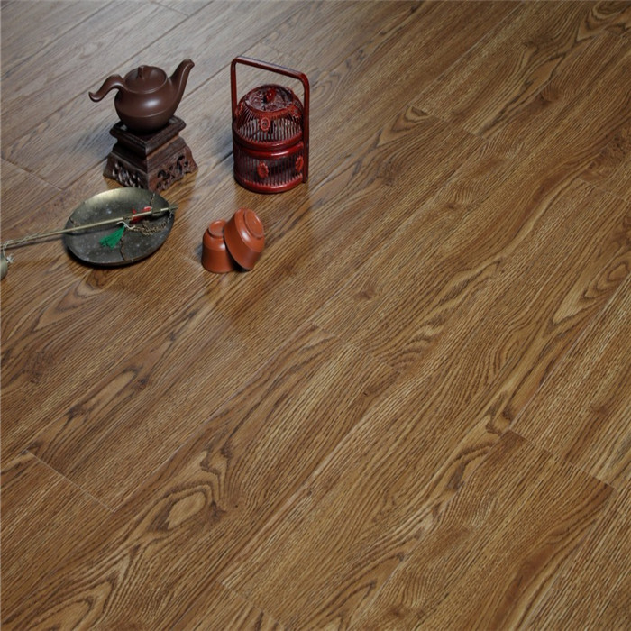 China Timber Buyers Recyclable Laminate Flooring Sale / RosewoodTeak Wood Buyers/New Arrival 12mm Laminate Flooring