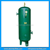 High Pressure Air Receiver for cooling compressor