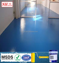 protection against extreme wear and tear concrete floor coating