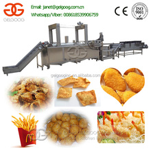 Automatic Belt Type Chicken Fryer Machine/Commercial Chicken Deep Fryer Conveyor/Chicken Fryer