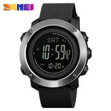 SKMEI 1418 Men Digital Movement <strong>Watch</strong> Multi-function Plastic Band Week Display <strong>Smart</strong> <strong>Watch</strong>