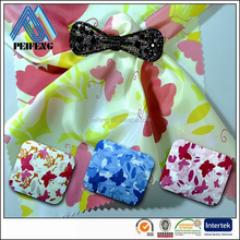 DTPF1400 20D 400T100% polyester printed fabric textile fabric printing