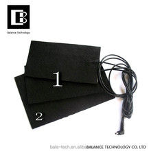 rechargeable li-on battery heating pads for clothes
