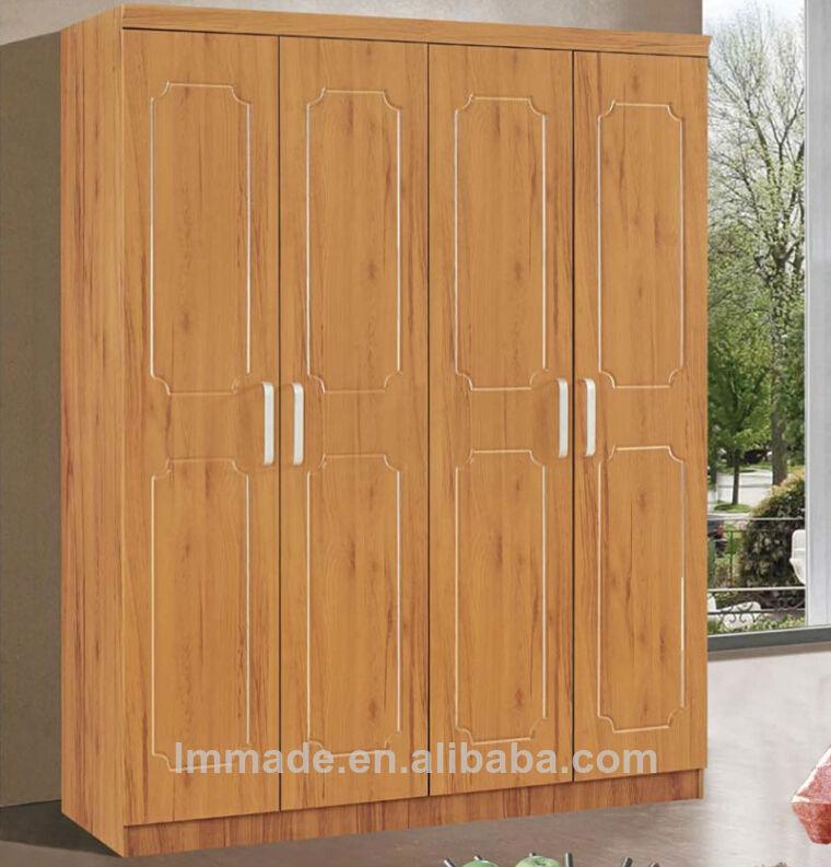 Meubles en mdf armoire chambre armoire chambre coucher meubles en bois g - Armoire chambre bois ...