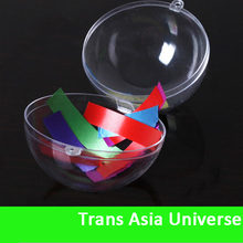 High Quality Hot Selling open glass ball