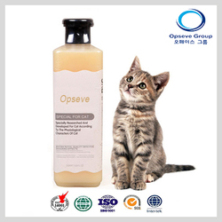 Organic Kitten Flea Cat Shampoo