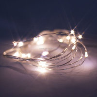 button battery operated fairy lights