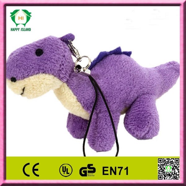 Hot sale factory price keychain  dinosaur  plush toys,custom plush toys,stuffed plush toy