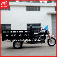 guangzhou KAVAKI BRAND 200CC 175cc motorcycle truck 3-wheel tricycle three motor tricycle/ 3wheel motor tricycle for cargo