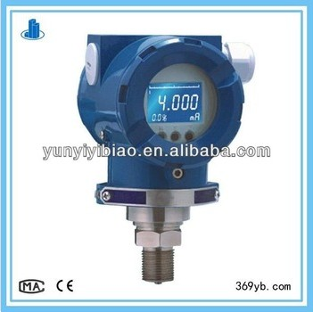 HART Protocol Digital Communication Intellectual Differential Pressure Transmitter