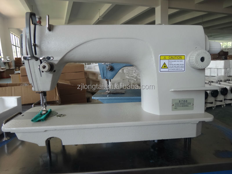 dial sew industrial lockstitch sewing machine