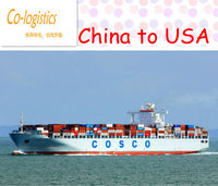2013 logistics/shipping service freight china shipping line to jacksonville usa for green world slimming tea