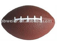 PU stress ball -football wpu-117 8.4x5.5cm