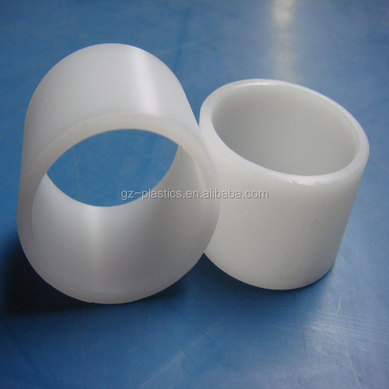 China custom any size and material uhmw-pe tubes100 mm Polyethylene pe pipe