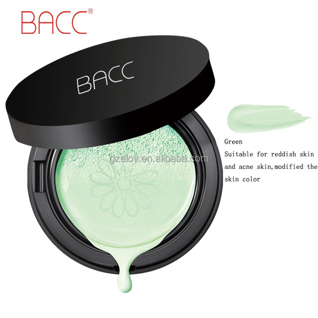 OEM Private Lable Cosmetics Air Cushion CC Cream Makeup Cushion Foundation SKin care Supplier