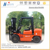 Diesel Engine Power Souce and New Condition Telescopicchina supplier forklift truck with CE certification KLD with Nissan Engine