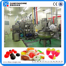 Shanghai Soft Gummy Candy Make Machine
