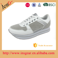 free sample latest model oxford leather casual shoes