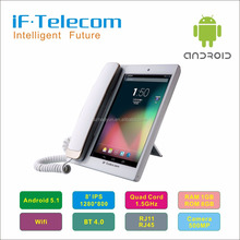 Smart Visual Multimedia Phone Touch Screen Telephone Office Business Phone Family Phone PSTN