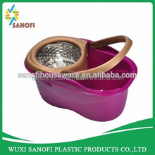 2017 Chinese top quality mop and bucket set living home clean tools