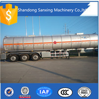 Minghang brand china supply 2016 new product water tank trailer for sale Shandong