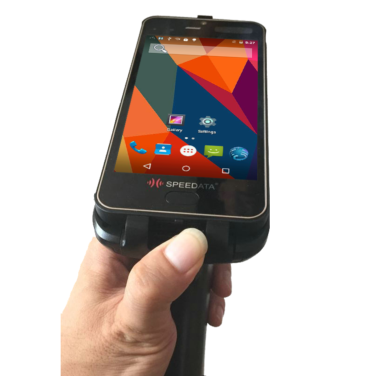 Custom Rugged Android Smartphone with NFC Reader and Mobile 2D Barcode Scanner PDA
