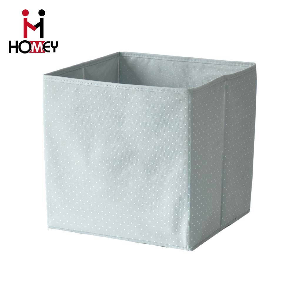 Collapsible Fabric Canvas Storage Cubes Bins Boxes Baskets