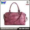 2016 high quality nice designer beautiful lady genuine leather pure cowhide leather handbags for women
