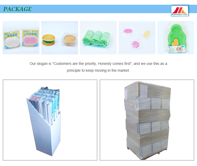 High quality with certificate bath sponge soap