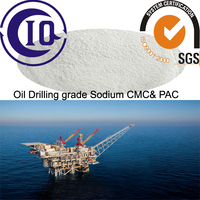 Cellulose Gum/OIL DRILLING GRADE SODIUM CARBOXYMETHYL CELLULOSE (CMC)/ISO9001, ISO22000, HALAL, KOSHER
